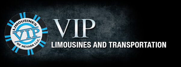 Limo Service Las Vegas by VIP Limousine and Transportation (logo)